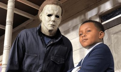 Scene-Stealer Jibrail Nantambu Will Return for 'Halloween Kills' and 'Halloween Ends'