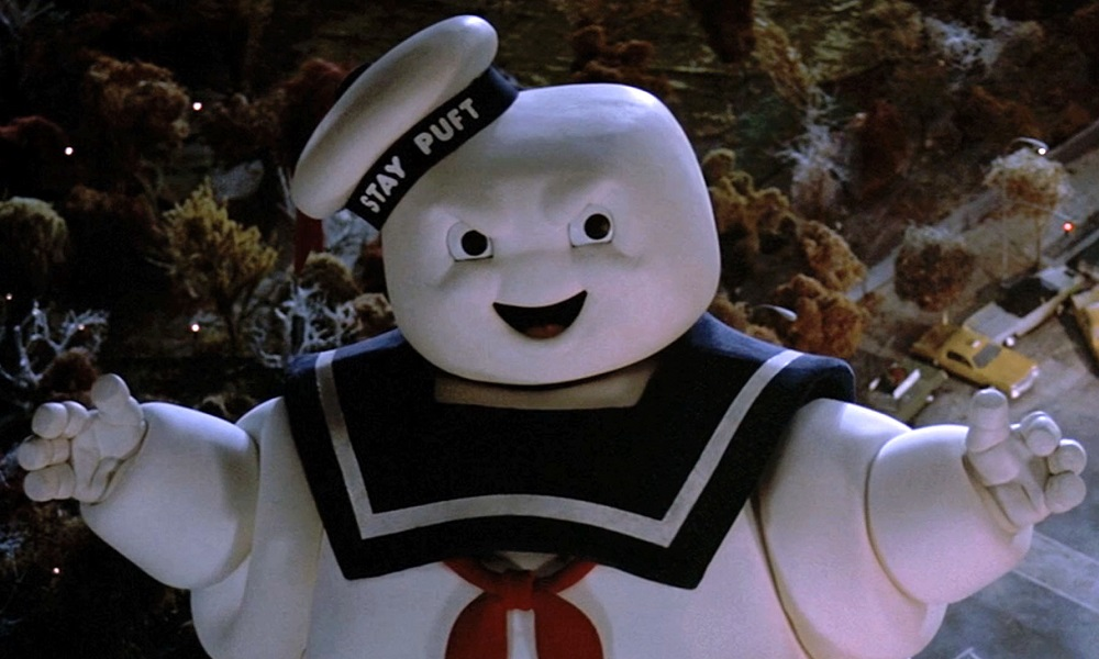 Latest Set Photos from Jason Reitman's 'Ghostbusters 2020' Tease Stay Puft and Ecto-1