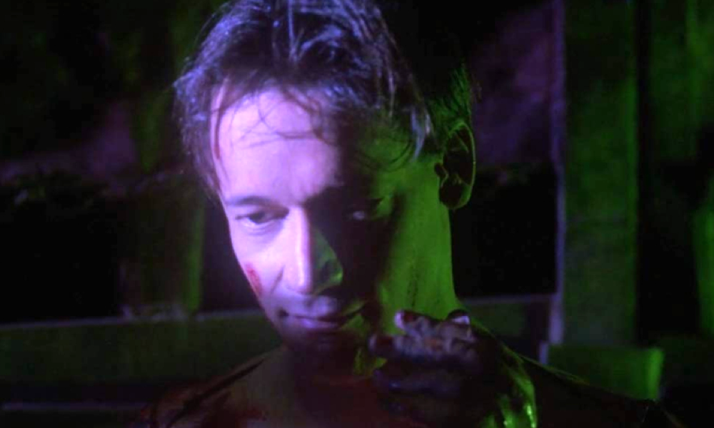 Ted Raimi Slasher 'Skinner' Getting Limited Edition (UK) Blu-Ray