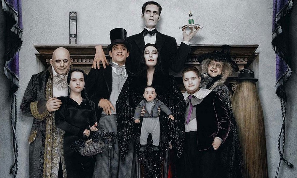 'Addams Family Values' Debuts on UK Blu-Ray This October