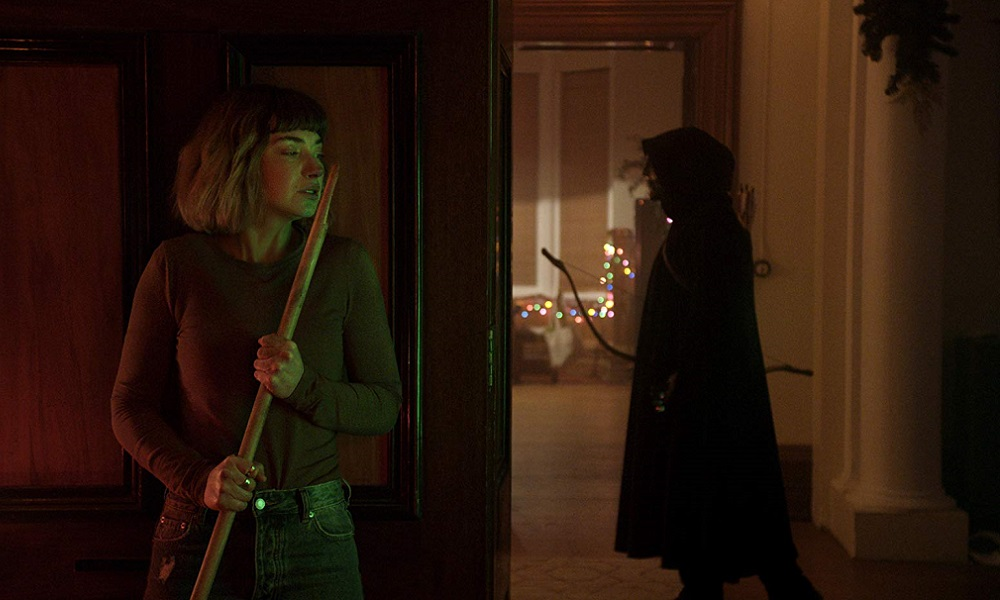 [Trailer] Blumhouse's 'Black Christmas' Remake Unwraps a Masked Killer