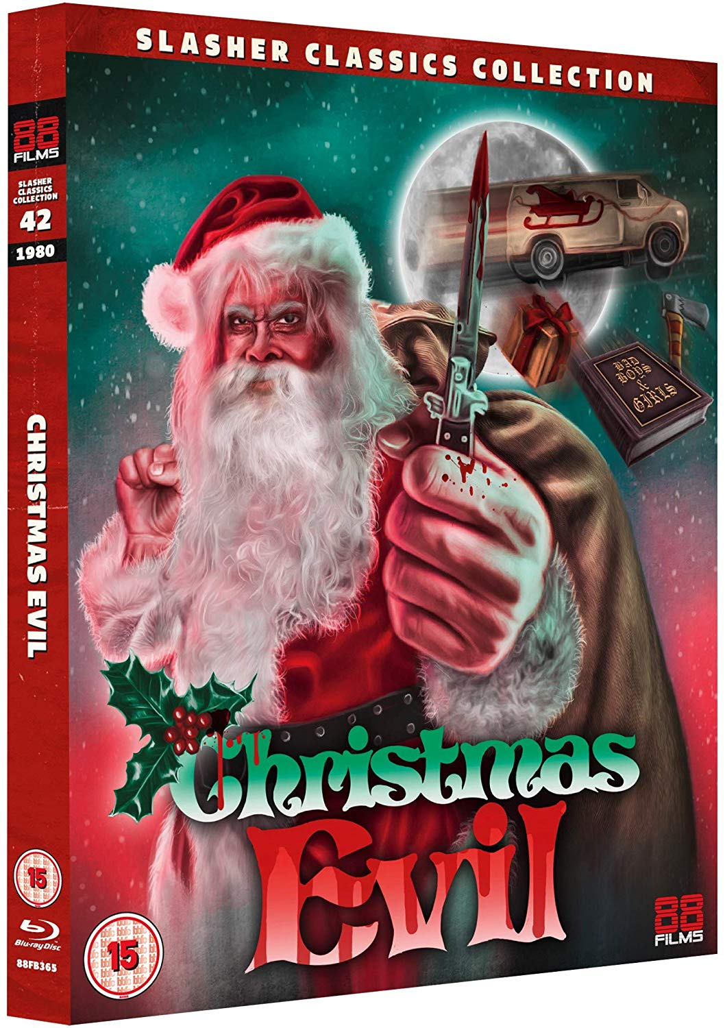 Christmas Evil UK Blu-Ray