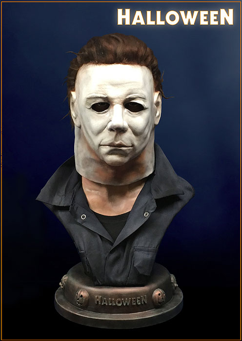 Myers Bust 1978 - 5