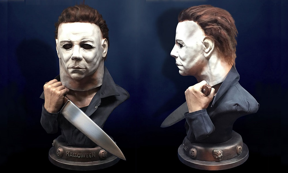 [Gallery] Own HCG's Exclusive Michael Myers Life-Size Bust This October