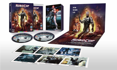 Arrow Video Releasing Limited Edition 'Robocop' Blu-Ray in US and UK With Brand New Features