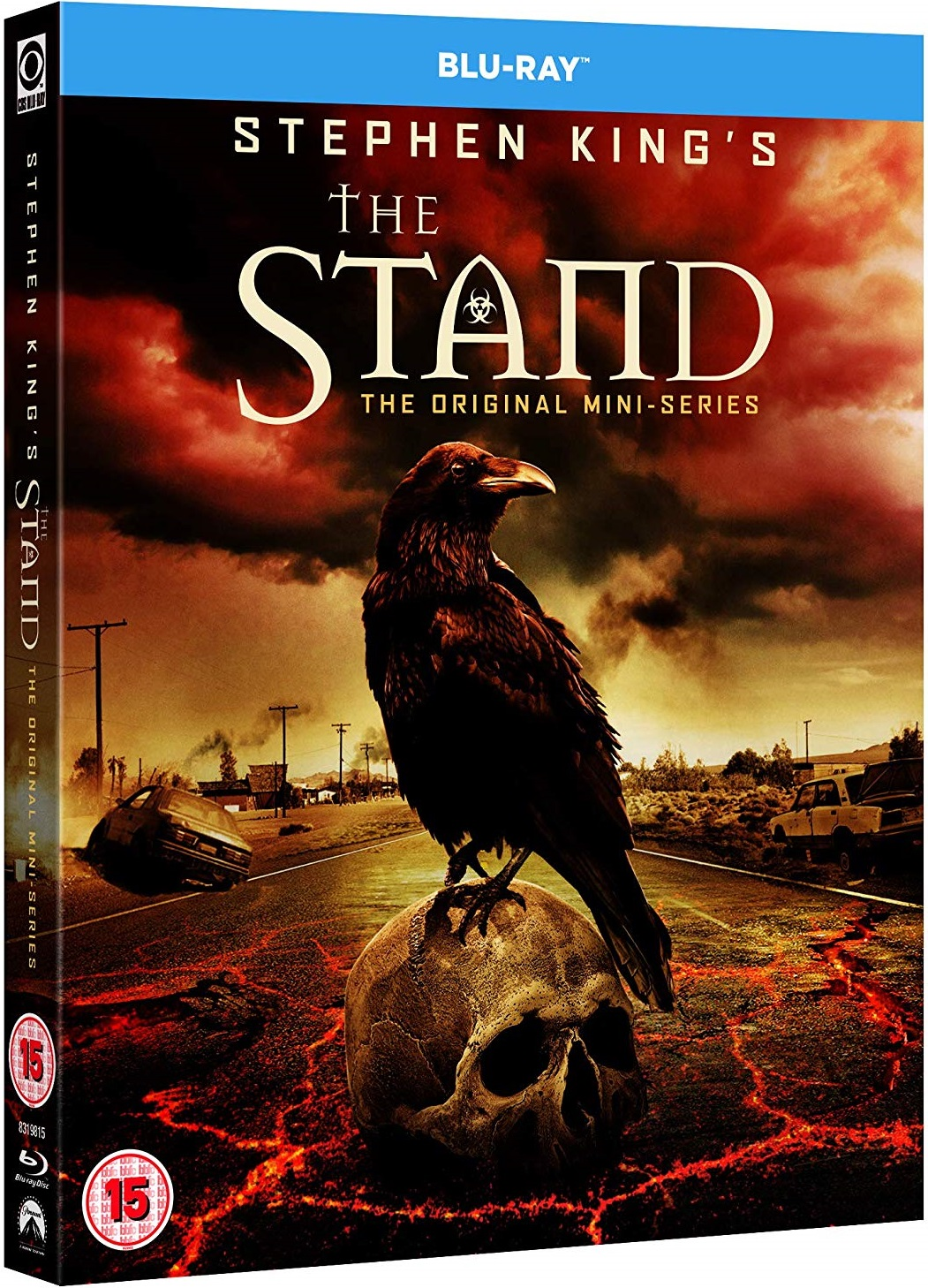Stephen King's The Stand UK Blu-Ray