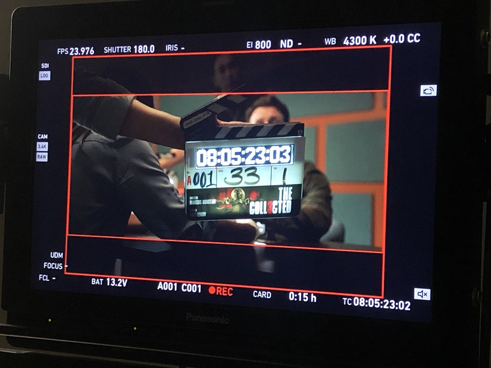 The Collected Filming