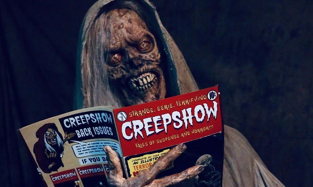 "Watch New 6 Minute Featurette for Shudder's ""Creepshow"" TV Series"
