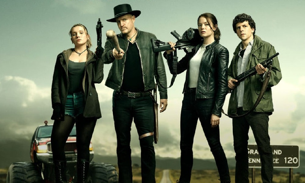 'Zombieland: Double Tap' Rated-R for Bloody Violence, Language Throughout, and Sexual Content
