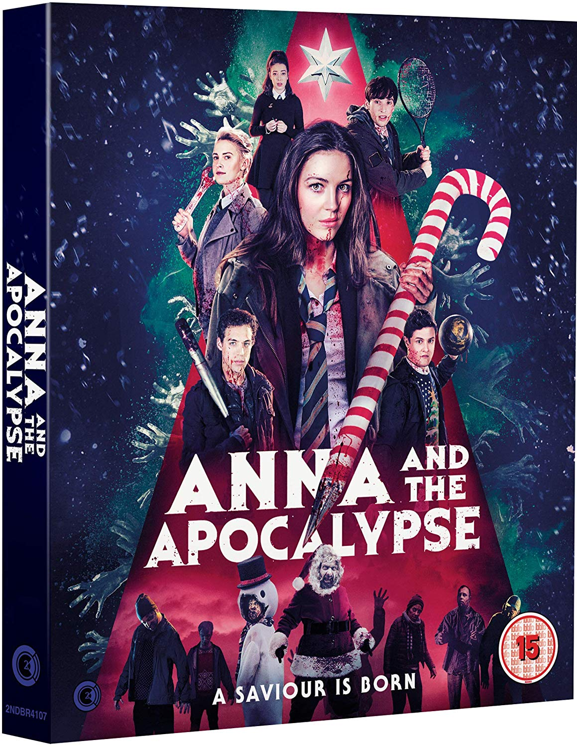 Anna and the Apocalypse UK Blu-Ray