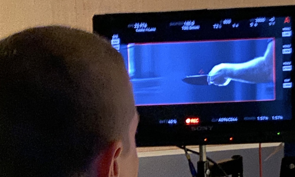 Jason Blum Shares First Behind-the-Scenes Photo from the Set of 'Halloween Kills'