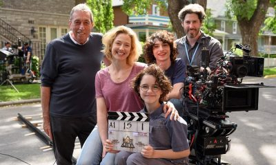 Jason Reitman Wraps on Third 'Ghostbusters' Movie in Calgary, Alberta, Canada