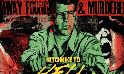 Arrow Video Releasing Irvin Berwick's Sleazy Horror 'Hitchhike To Hell' on UK Blu-Ray