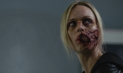 Laura Vandervoort Spreads Bloodthirsty Virus in New 'Rabid' Remake Trailer