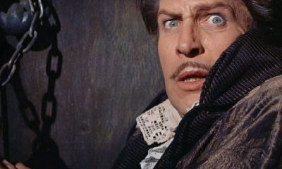 Arrow Video Releasing Vincent Price 'Six Gothic Tales' Movie Collection on UK Blu-Ray