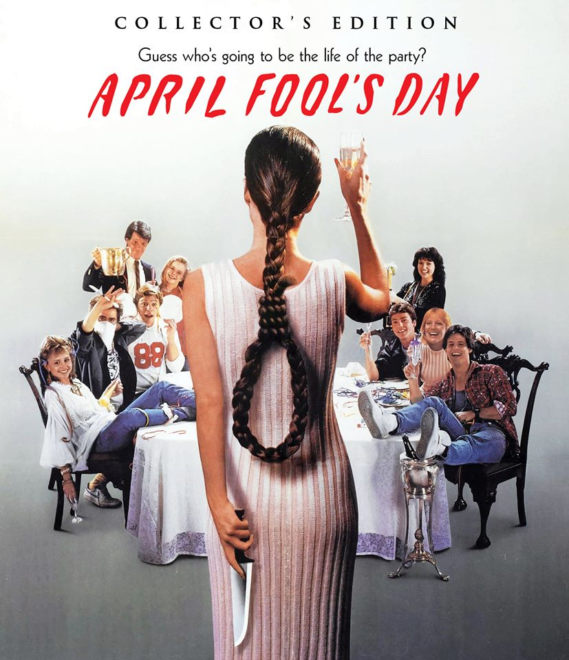 April Fool's Day 1986 Blu-Ray Cover 2