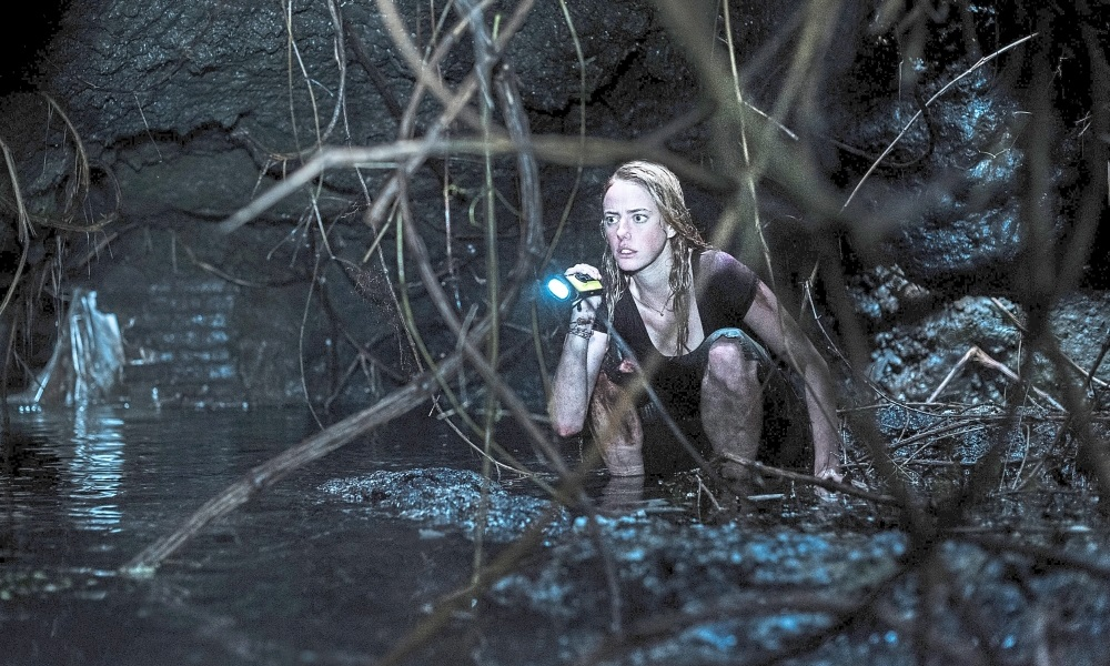 Paramount Releasing Alligator Horror 'Crawl' on UK Blu-Ray This December