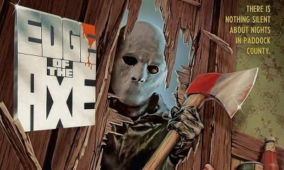 Arrow Video Set to Release 80s Slasher 'Edge of the Axe' on UK Blu-Ray