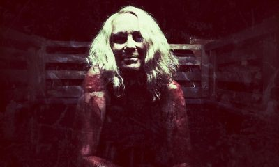 Jamie Lee Curtis Shares Bloody Laurie Strode Photo on the Set of 'Halloween Kills'
