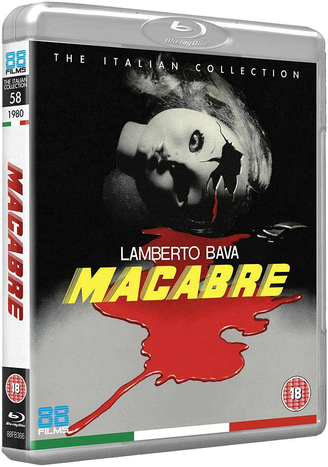 Macabre UK Blu-Ray