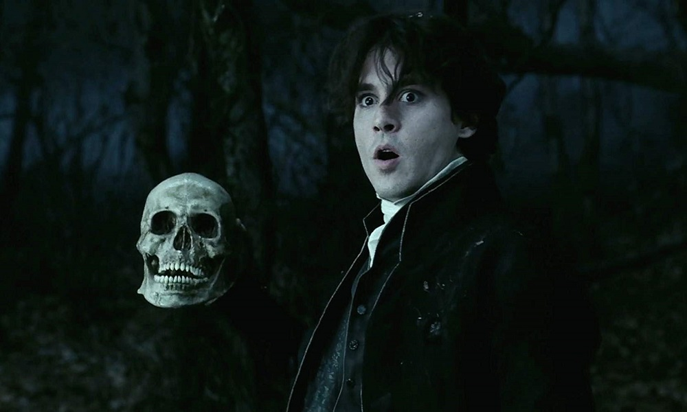Paramount Releasing 'Sleepy Hollow' 20th Anniversary Limited UK Blu-Ray Digibook