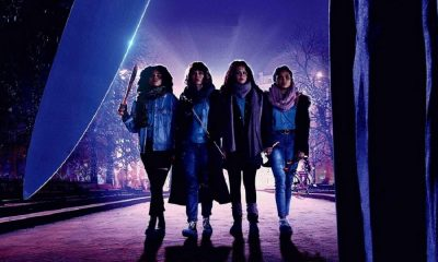 Sorority Girls Face the 'Black Christmas' Killer on New Poster Artwork