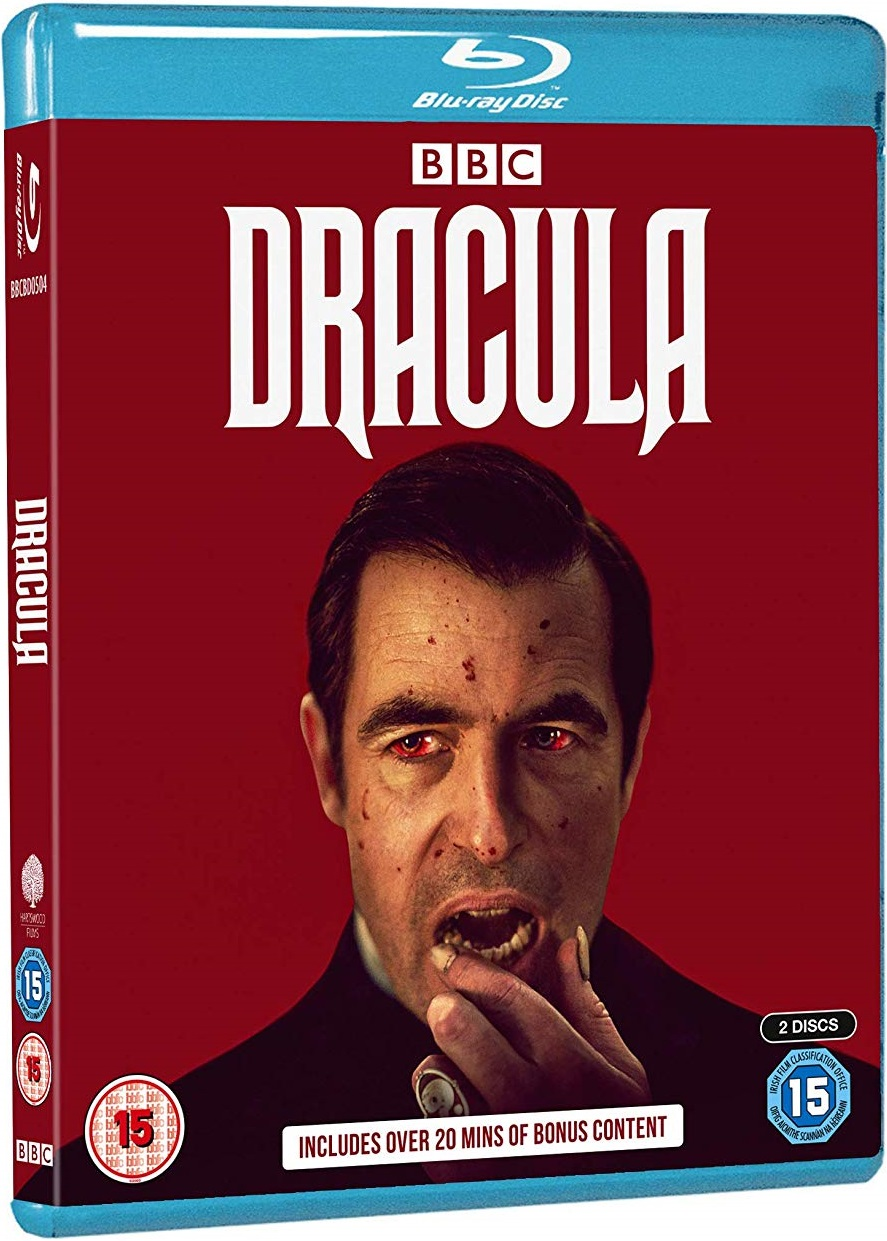 BBC Dracula UK Blu-Ray