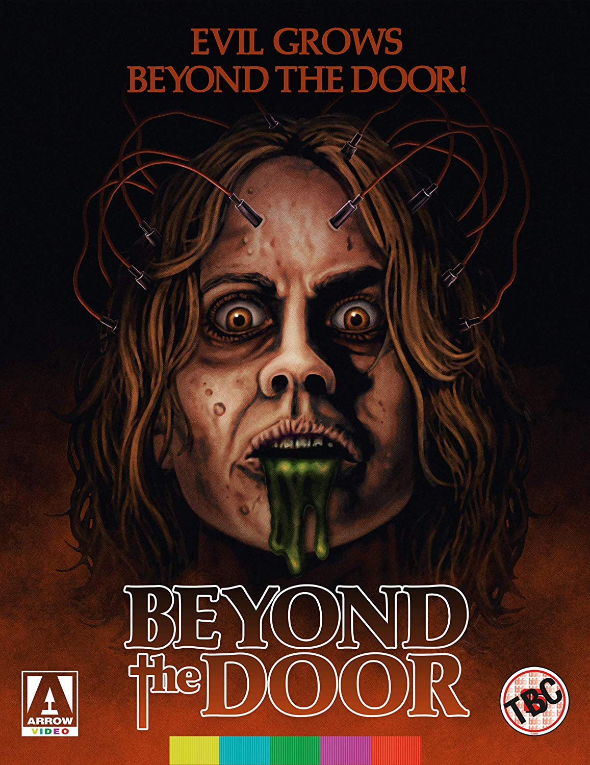 Beyond The Door UK Blu-Ray