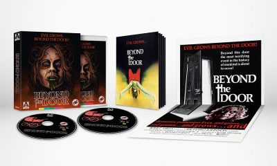 Arrow Video Announces the Release of 'Beyond the Door' on Limited Edition Blu-Ray