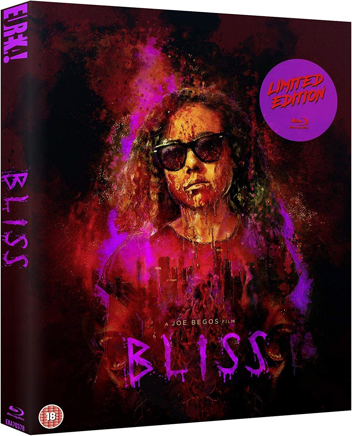 Bliss Limited Edition UK Blu-Ray