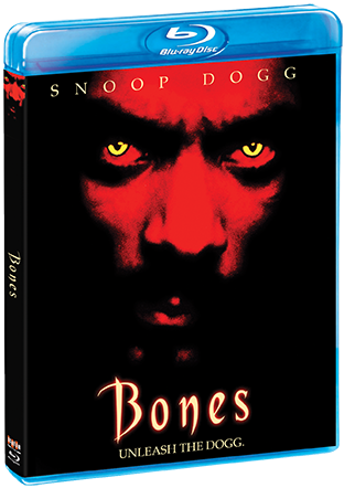 Scream Factory Bones Blu-Ray