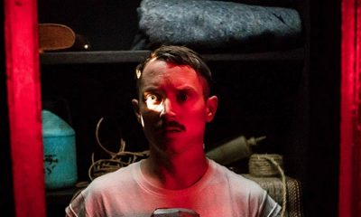 [Trailer] Elijah Wood Gets Bloody in Ant Timpson's Dark Comedy 'Come to Daddy'