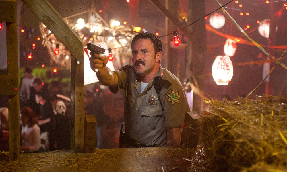 "David Arquette Talks New 'Scream' Movie: ""It Would Be Exciting to Be a Part of It"""
