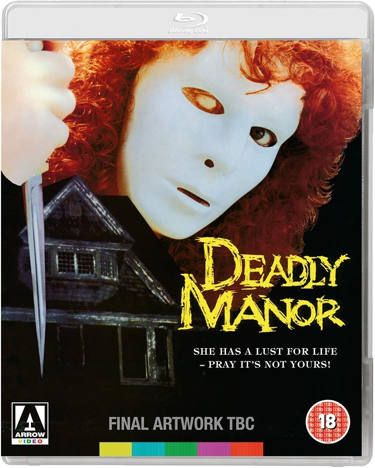 Deadly Manor UK Blu-Ray