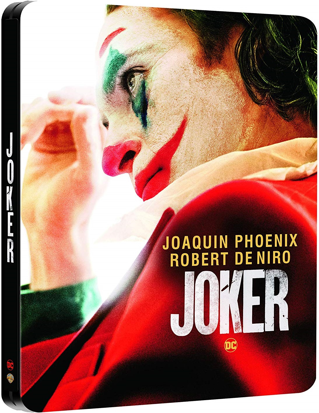 Joker Steelbook blu-ray 1