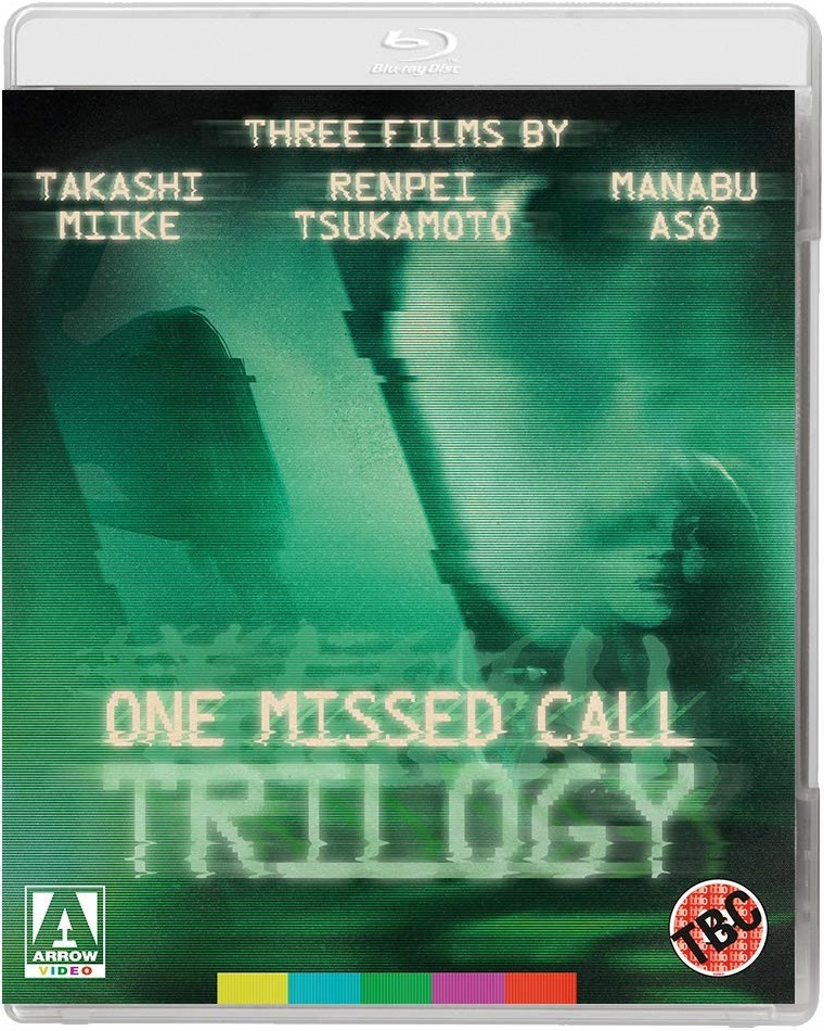 One Missed Call Trilogy UK Blu-Ray