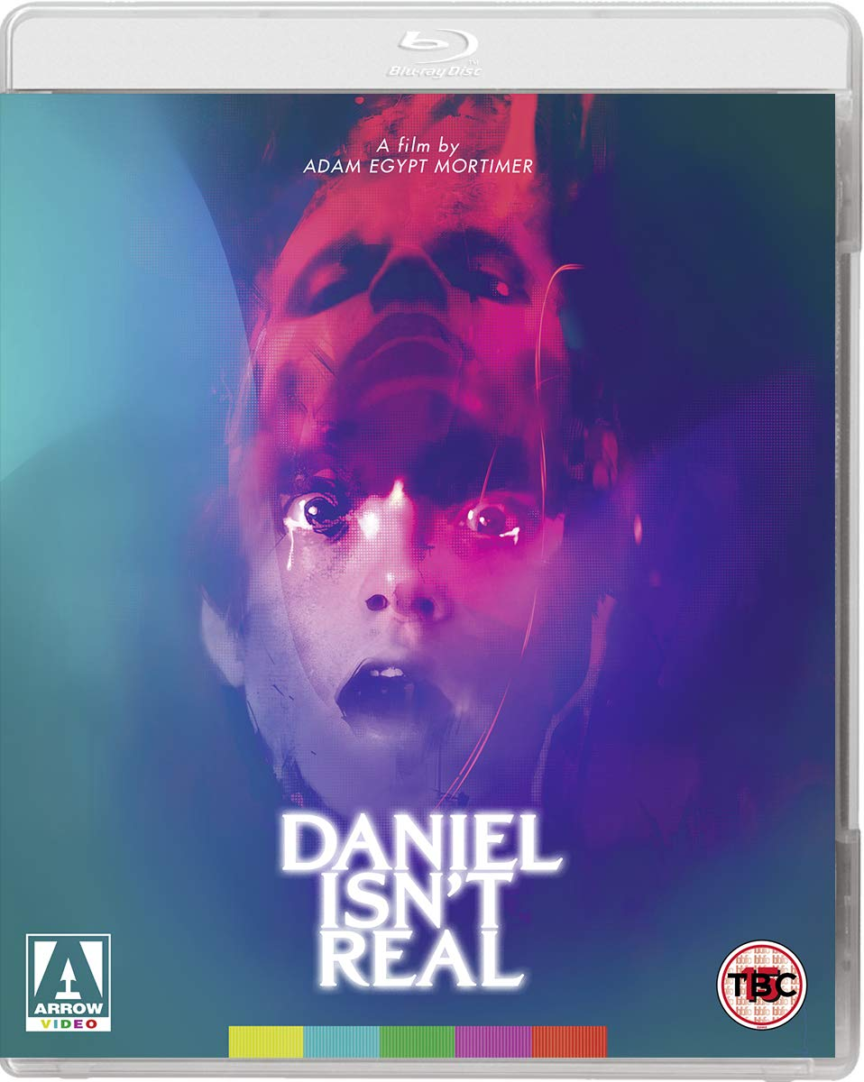 Arrow Video Daniel Isn't Real UK Blu-Ray