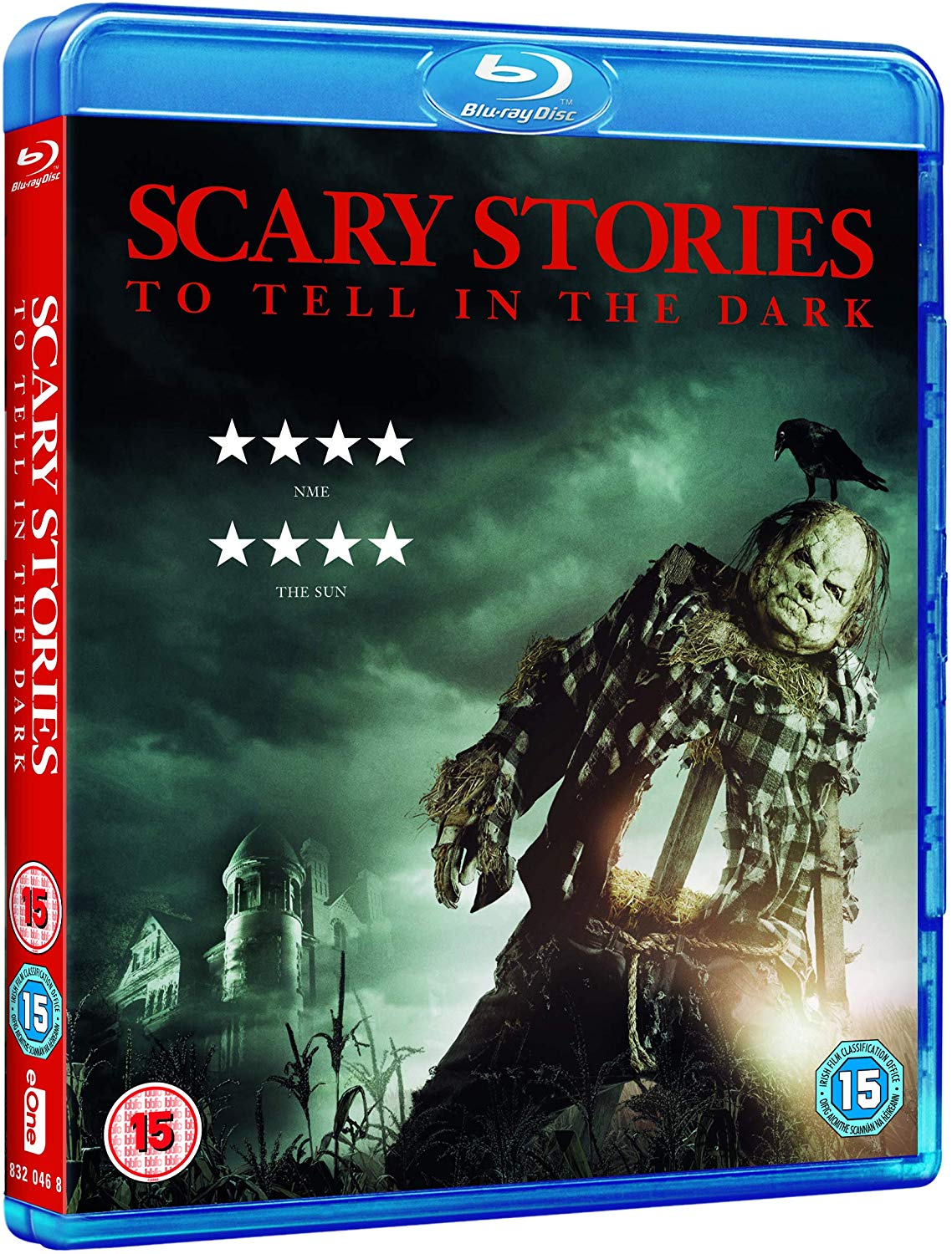 Scary Stories To Tell In The Dark UK Blu-Ray