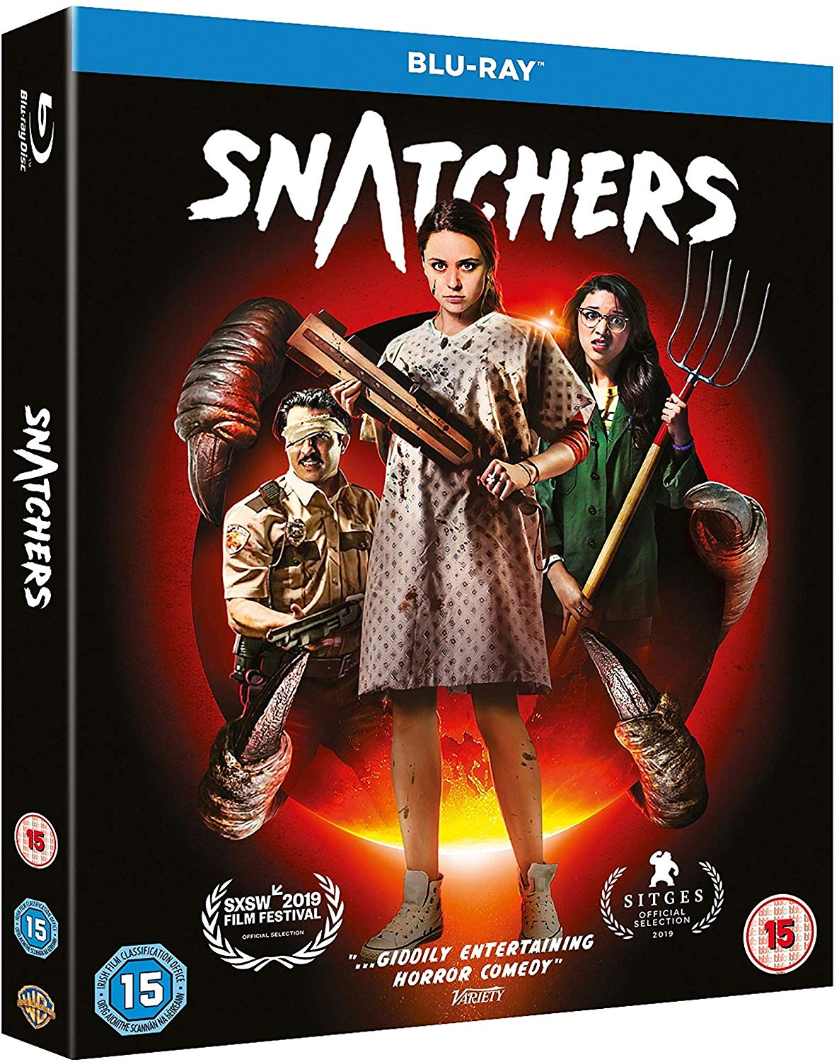 Snatchers UK Blu-Ray