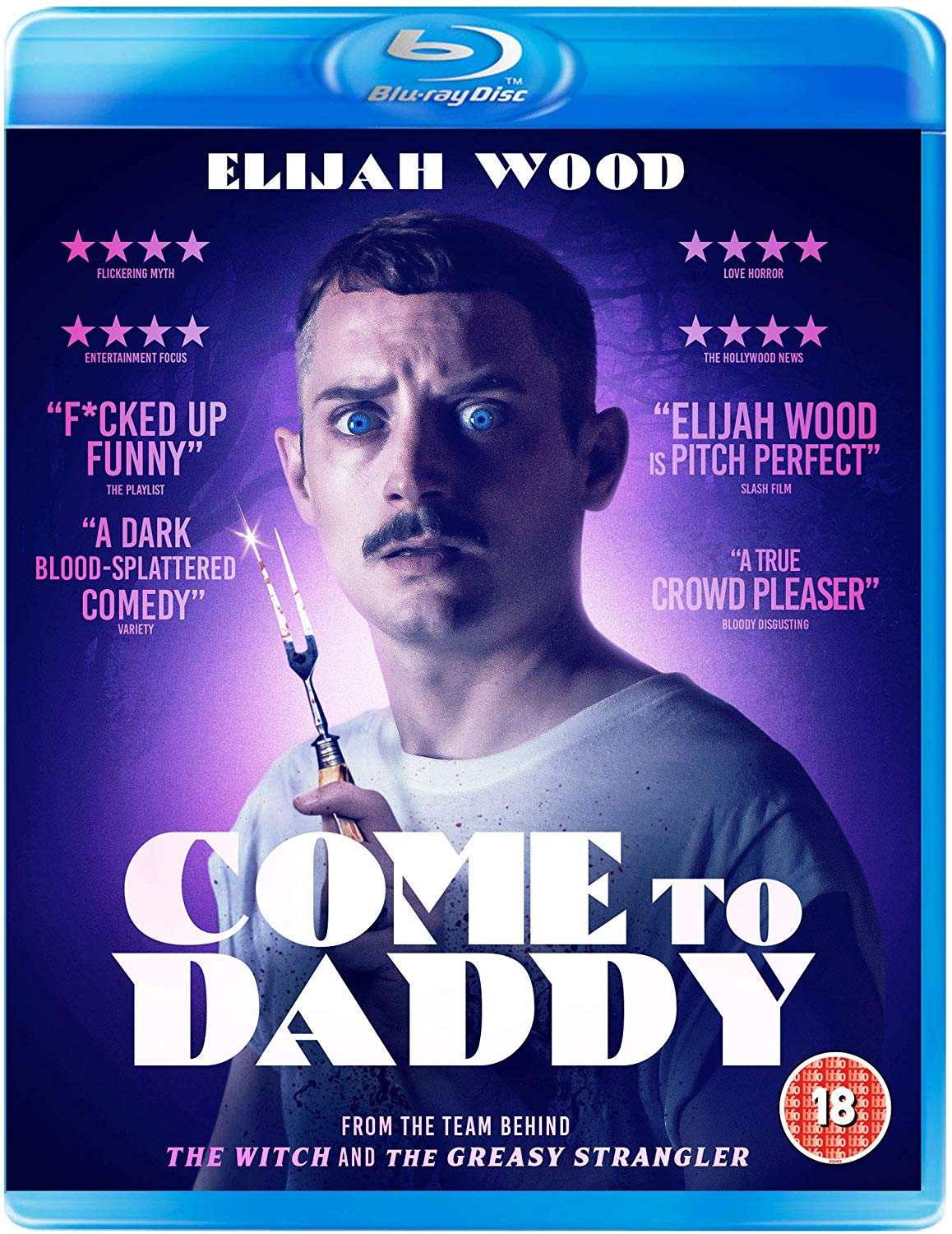 Come to Daddy UK Blu-Ray