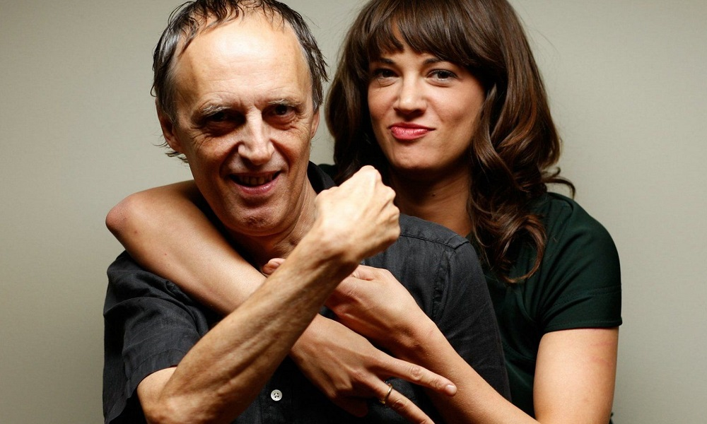 "Dario Argento Will Direct New Giallo ""Black Glasses' This Spring, Asia Argento to Star"