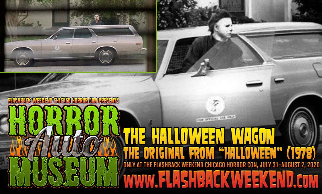 Michael Myers Station Wagon Halloween 1978