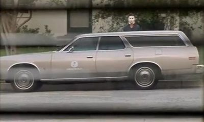 Original Station Wagon from John Carpenter's 'Halloween' to Appear at Flashback Weekend Chicago