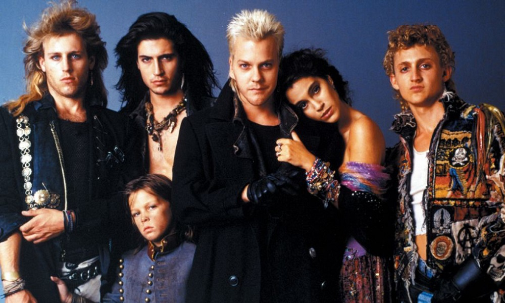 """CW Orders Revamped """"The Lost Boys"""" TV Series Pilot Episode!"""