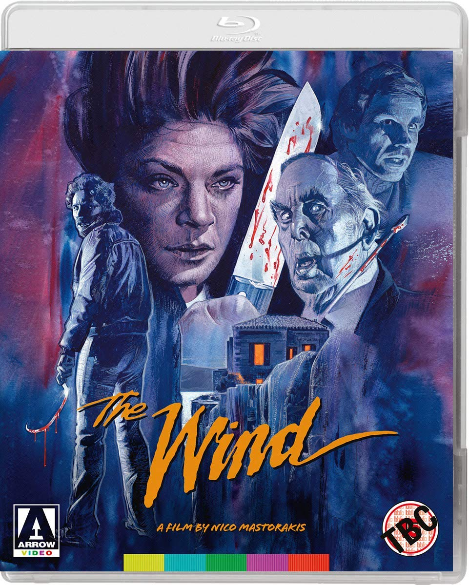 The Wind UK Blu-Ray 1