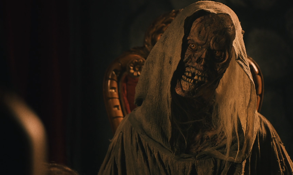 "[Video] Greg Nicotero Teases Giant Spider for ""Creepshow"" Season two"