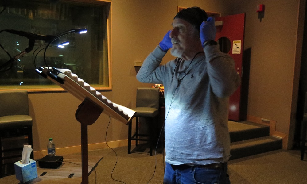 Nick Castle Records ADR Breathing for 'Halloween Kills'