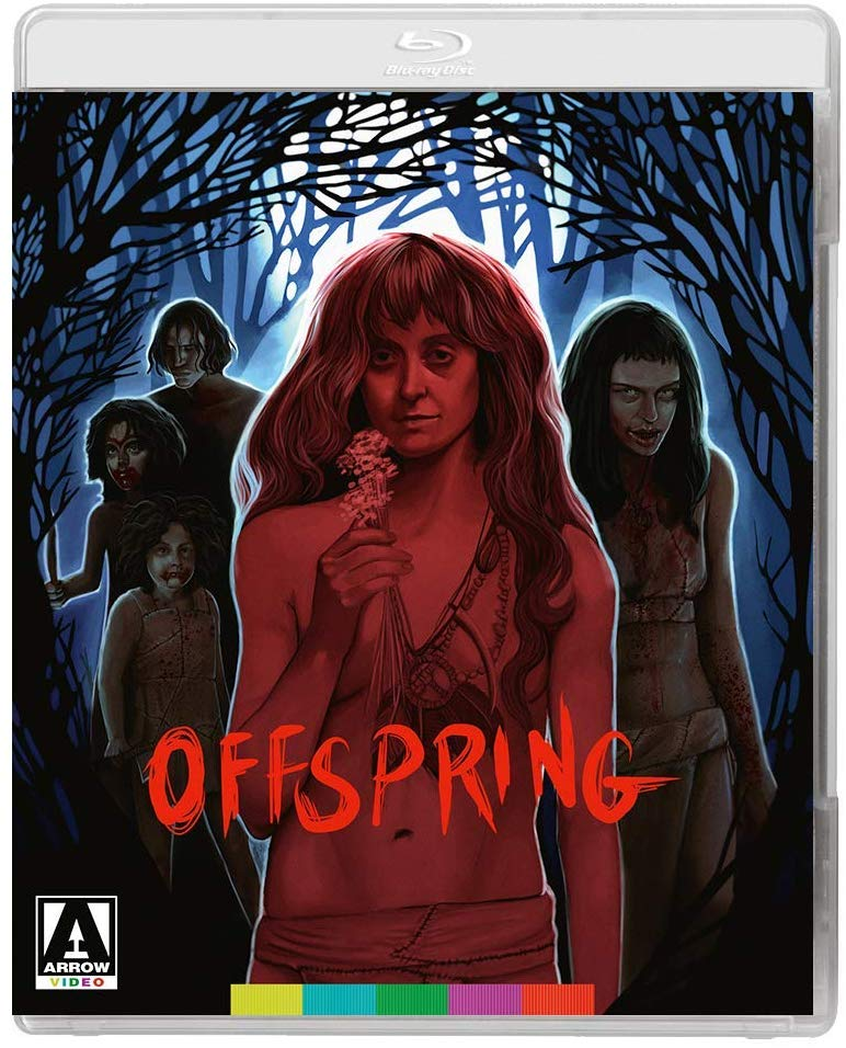 Offspring Arrow Video UK Blu-Ray