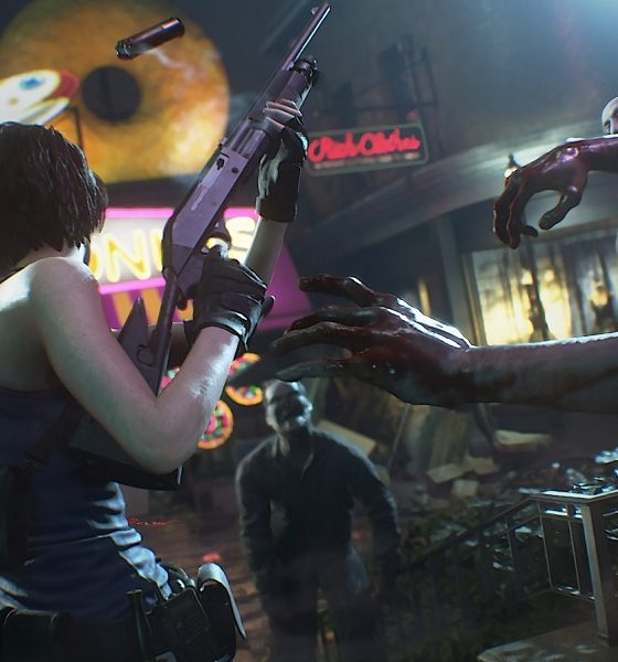 'Resident Evil 3' Remake Playable Demo Now Available Ahead of April Release