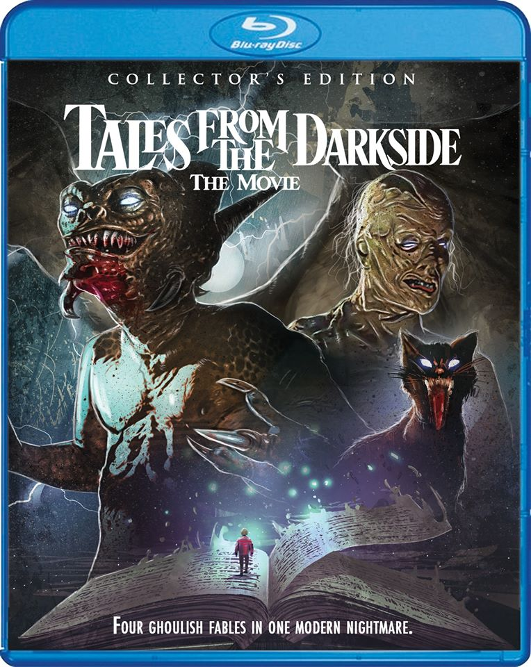 Tales from the Darkside: The Movie Scream Factory Blu-Ray